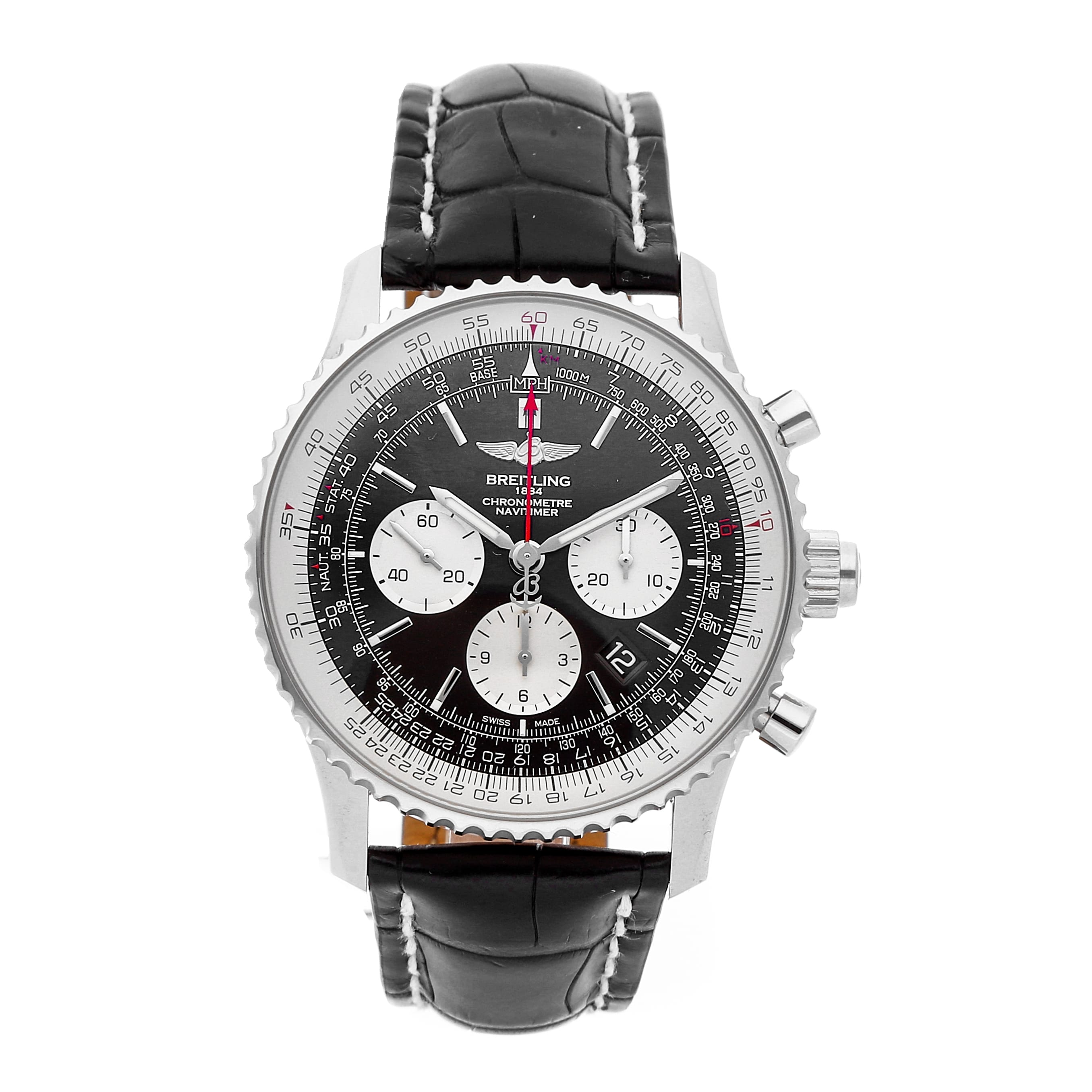 average price paid for breitling navitimer